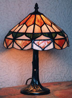little acorns lamp