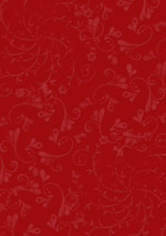 embossed texture in red