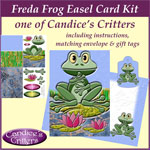 easel card kits