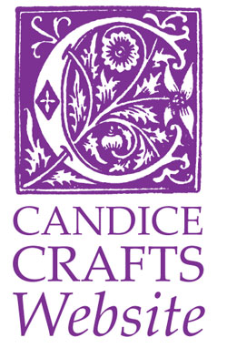 Candice Crafts website logo